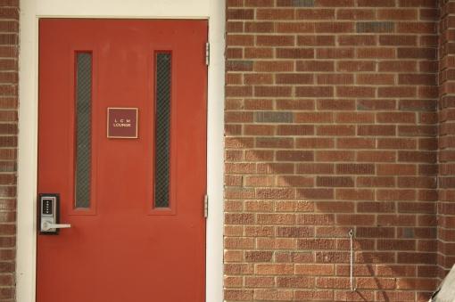 opening a door: routine = life