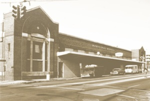 Sweet Auburn Market, 1940