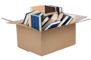 "What is your ""box of books""?"
