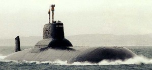 a submarine: the ultimate metaphor of modernity