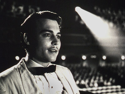 Ed Wood's glory and failure: he couldn't see himself for what he was.