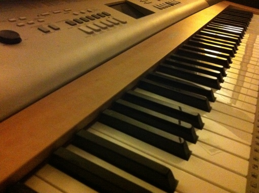 reflections of life : my piano